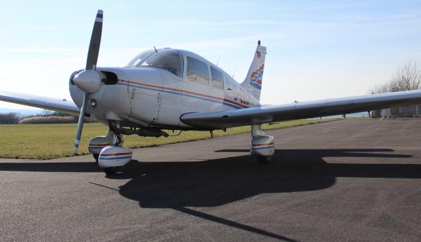 Piper PA 28-161 Warrior II (D-EECP)