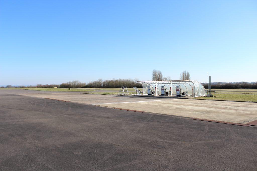Tankstelle Saarlouis - Düren ( EDRJ )